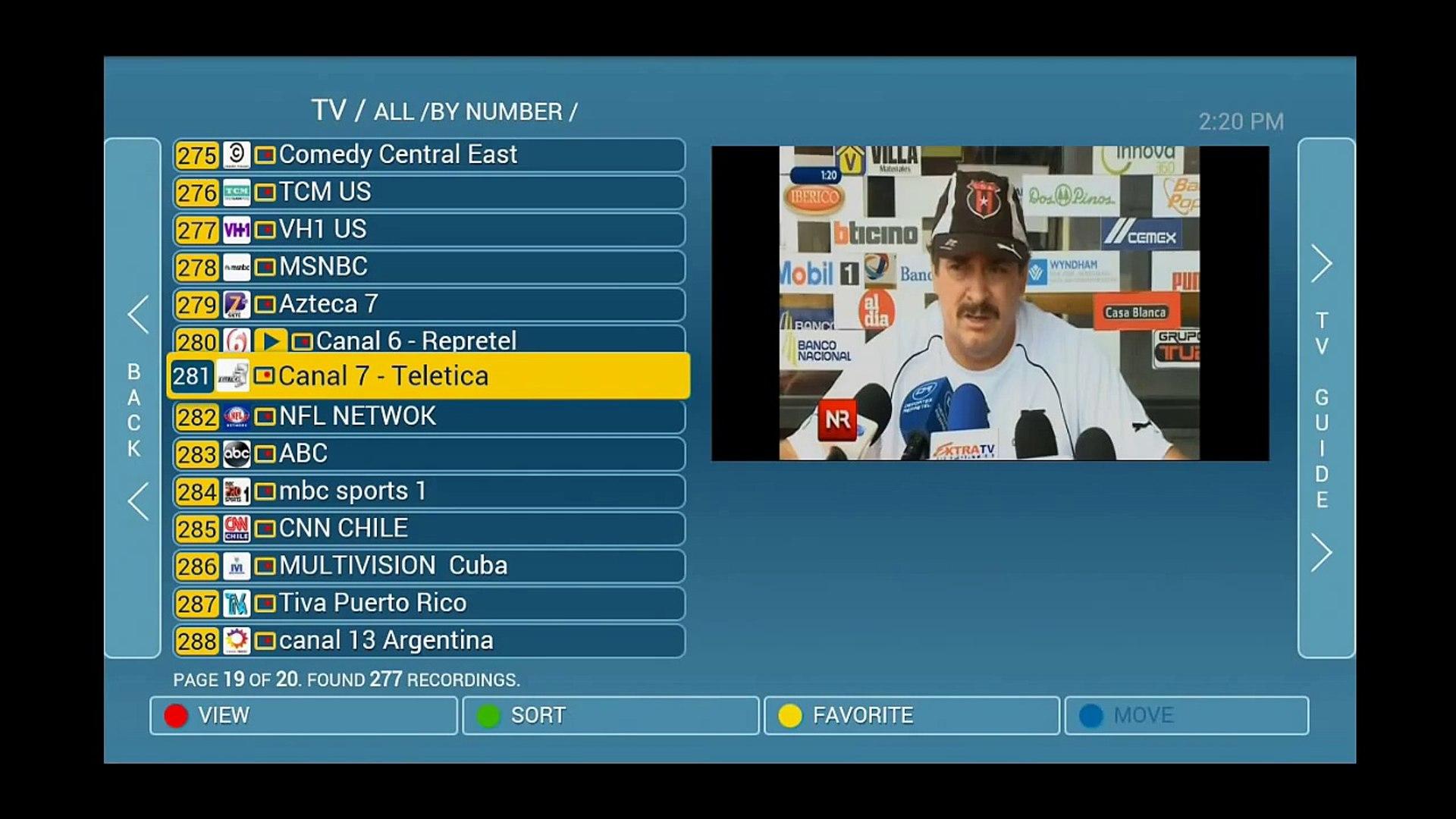 Configurando IPTV en MAG 250 con emulador / Android 4 2 2