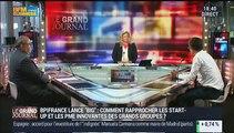 Nicolas Dufourcq, directeur général de Bpifrance (2/3) - 11/06