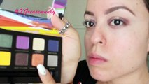 Get Ready With Me: Halo Eye Makeup Using Anastasia of Beverly Hills Artist Palette