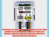 8GB Memory for Apple Macbook and Macbook Pro PC3-10600 1333MHz Ram A1297 A1286 A1278 MD311LL/A