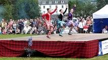 Scottish Highland Dancing Competition