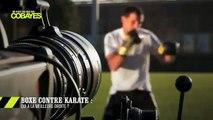 Boxe et Karaté : qui a la meilleure droite ?