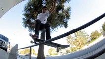 Gustavo Servin   Skateboarding Ciento Por Ciento   Nike SB Mexico