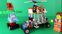 Lego Double Decker Couch by DisneyCarToys with Emmet Lego Two Story Couch Blind Bag Toys P