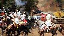TAZA,Maroc - Fantasia - (تــــــــازة و التبوريدة (الفنتازيا