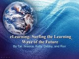 eLearning: Surfing the Learning Wave of the Future