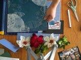 Creative Memories #15 - Making Christmas Card 4 - Card Kit 2009