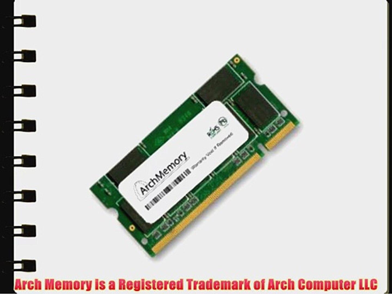 2GB Memory Module PC2-6400 SODIMM For Toshiba Satellite L455D-S5976