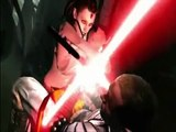 star wars the force unleashed music video - linkin park - in the end