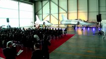 The first two Indian Mirage 2000 I/TI delivered to Indian Authorities - Dassault Aviation