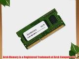 8GB Dual Rank Non-ECC RAM Memory Upgrade for HP ENVY Notebook dv6-7210us by Arch Memory