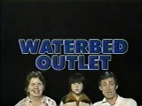 """1981 Waterbed Outlet commercial """"bad bed"""""""