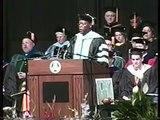 Binghamton University Graduation 2005 - Matt Schneider Commencement Speech