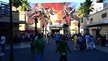 USA Vlog #6 - Universal Studios, Warner Bros Studio, Hawaii