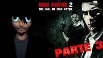 Jugando - Max Payne 2 APC Parte 3 - Te disparan en tu propia casa señor Max Payne!!