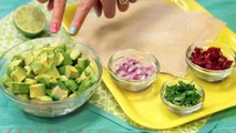 Avocado Egg Rolls! Healthy & Only 6 Ingredients! Cheesecake Factory Copycat Recipe!