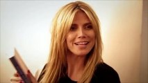 Behind the Scenes: Heidi Klum by Thomas Whiteside for Elle US April 2012