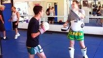 Muay Thai Kickboxing  Hermosa Beach| Redondo Beach Muay Thai (310) 376-1602|