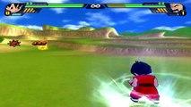 Gohan & Videl Fusion   Kid Pan vs Mr Satan Dragon Ball Z Budokai Tenkaichi 3 (MOD)