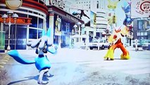 Pokémon X and Y - Pokkén Fighters Pokémon Fighting Game and Pokémon: The Origins Anime