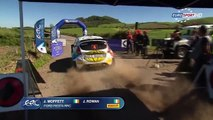 Portugal2015 Day 1 Moffett Crashes Hard after Stage 4 Finish