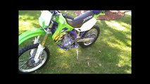 1998 KLX300 Street Legal Dirt Bike - Dual Sport