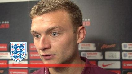 Ben Gibson & Gareth Southgate reflect on Belarus victory
