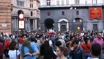 """Mobilitazione generale 26 ottobre 2013 Napoli : Tutto il corteo ... (quasi) """"uno per uno"""""""