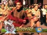 Carnevale di Sciacca 2003 - Carro Allegorico Il Frutto Proibito