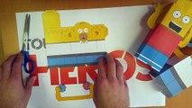 Tuto Tous les Héros - Figurine Simpson