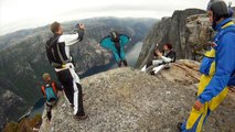 Lucid Dreams | Luke Hively | Wingsuit BASE Jumping | Dallas BASE Crew (DBC)