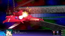 Super Robot Wars Z3 | Zeta Gundam All Attacks Japanese Robot Fight Animation