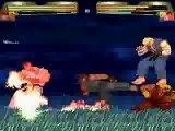 Mugen Evil Ryu and Evil Ken Vs Ryu and Ken