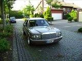 Mercedes W126 S560 W124 E500 (Rheinhausen)