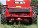 Hi-Spec Xcel 1250 Contractors Spreader - Manure Spreader - Rear Discharge Spreader