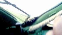 Ту-134-Взлет из кабины.