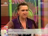 Stefano Cagol: Sparkling & Ash. Interview STUDIO 100 TV