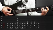 How To Play Self Esteem by The Offspring on guitar lesson Self Esteem