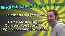 English Speaking & Fast Fluency Tips 2, English Speaking Evaluation, English Listening Practice
