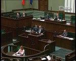 Poseł Artur Górczyński - Wystąpienie z dnia 10 czerwca 2015 roku.