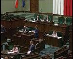 Poseł Jagna Marczułajtis-Walczak - Wystąpienie z dnia 10 czerwca 2015 roku.