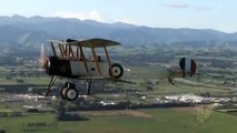 Avro 504k WW1 biplane fighter trainer
