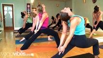 YogaVibes.com - Prana Yoga Vinyasa Flow from Gerhard Gessner at Prana Yoga Center in La Jolla, CA