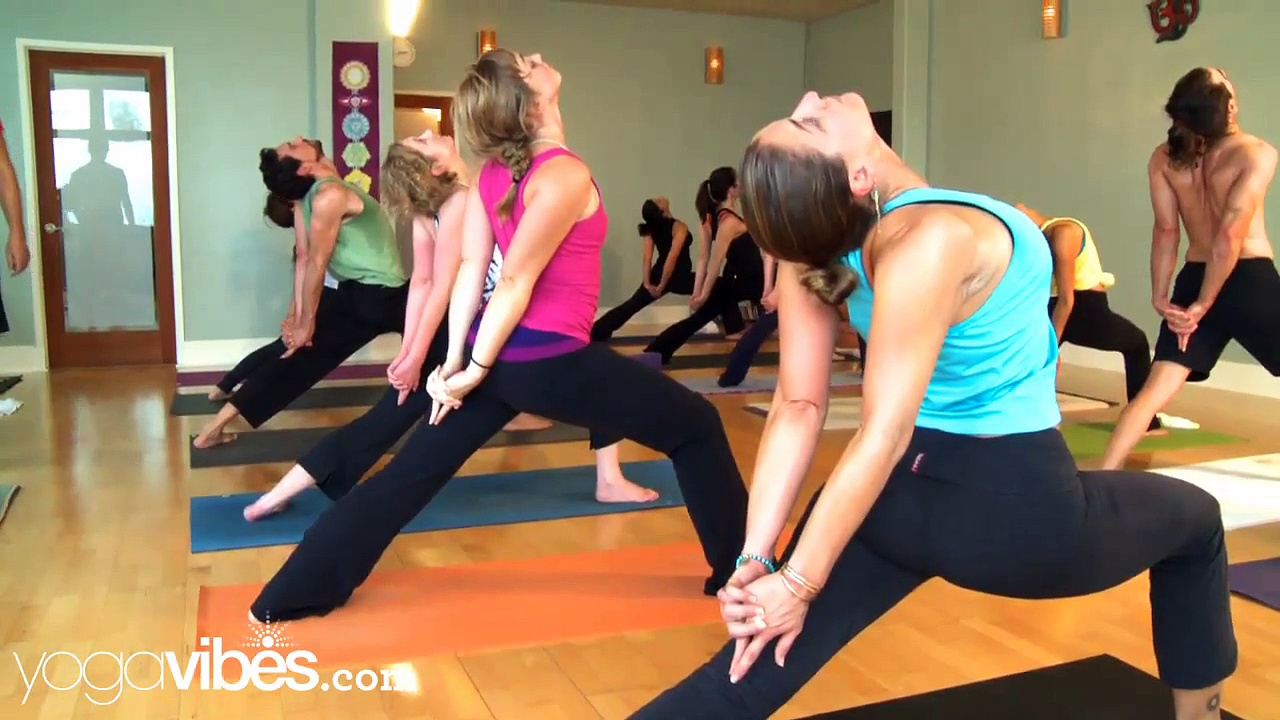 YogaVibes.com – Prana Yoga Vinyasa Flow from Gerhard Gessner at Prana Yoga Center in La Jolla, CA
