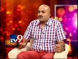 Timepass 2 (TP2) Vaibhav Mangle INTERVIEW-TV9/part1