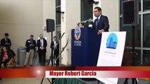 Mayor Robert Garcia Issues a Challenge