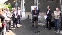 inauguration des écrans acoustiques et des protections de façades de Noisy-le-Sec et Bondy