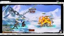 Cửu Vĩ Naruto Online - All Tavern Ninja Skills |Anime Ninja |Unlimited Ninja |Ninja Classic