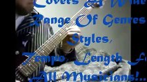 The Master Blues guitar lessons for beginners!.Blues Guitar Lessons