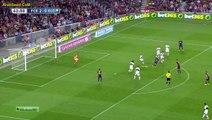 هدف ميسي الثاني برشلونة والتشي  2014